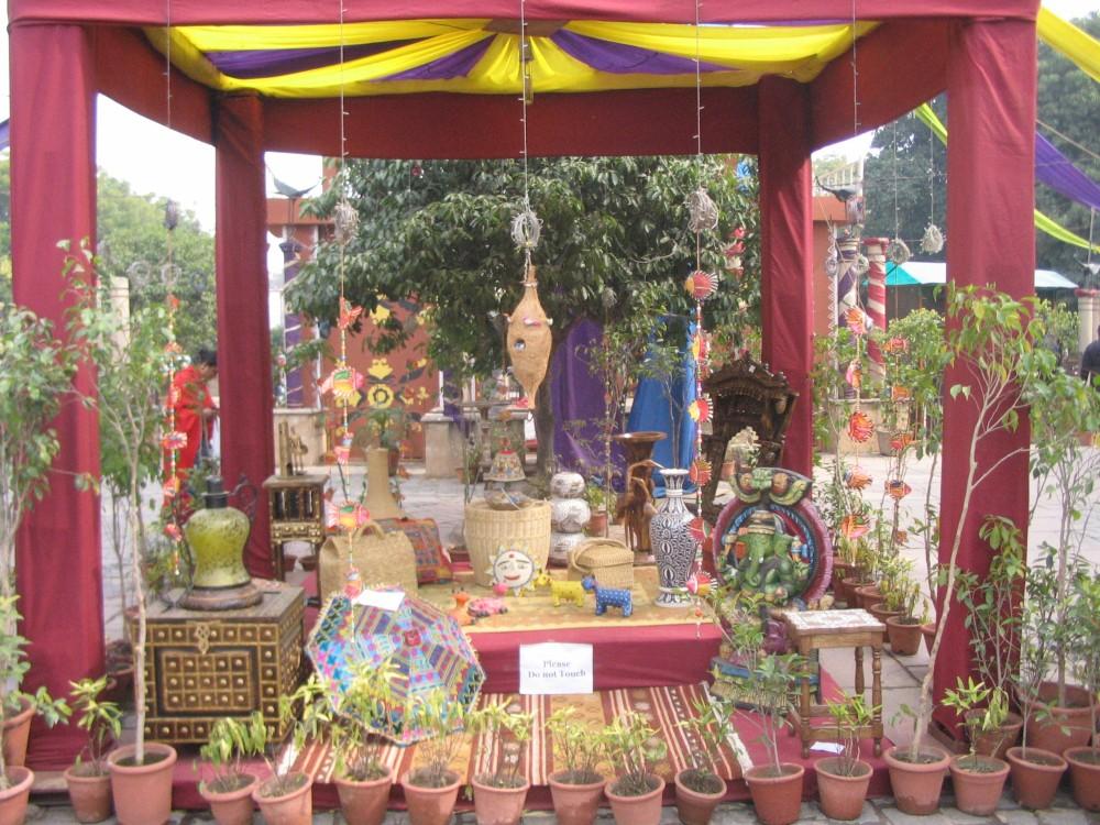Dilli Haat & Sarojini Nagar Market (2/6)