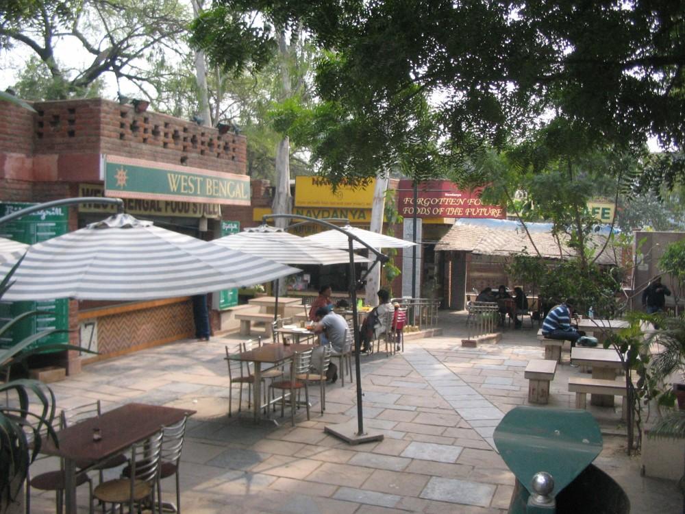 Dilli Haat & Sarojini Nagar Market (5/6)