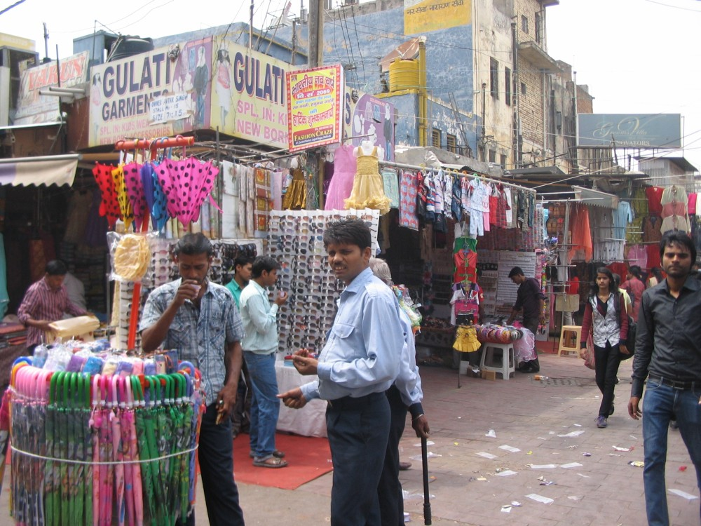 Lajpat Nagar Market (1/6)