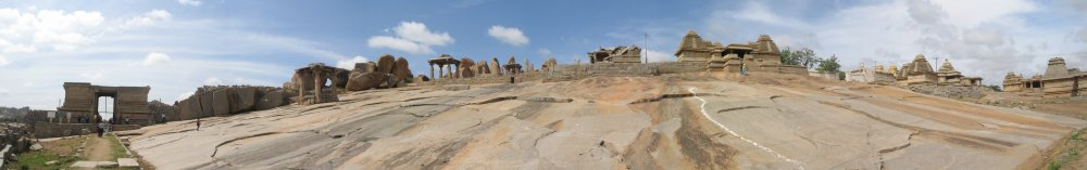 Mantralayam & Hampi - Day II - Part 1 (4/6)