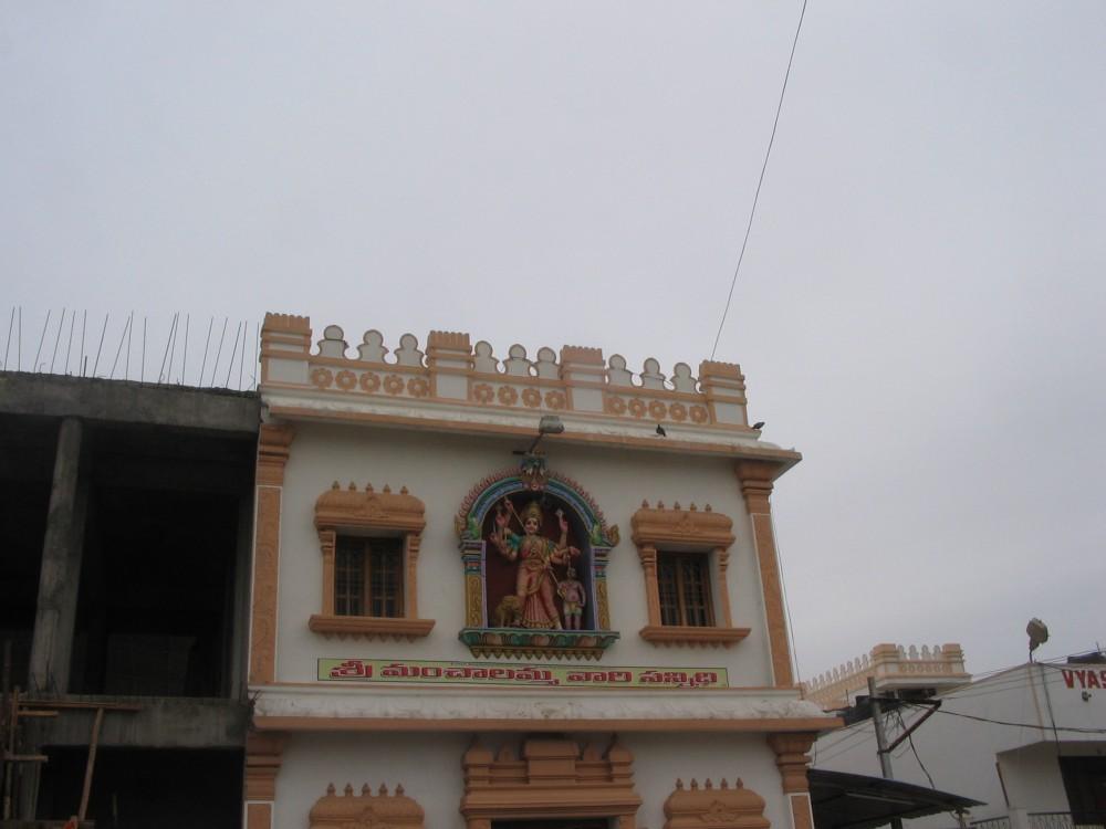 Mantralayam & Hampi - Day I (5/6)