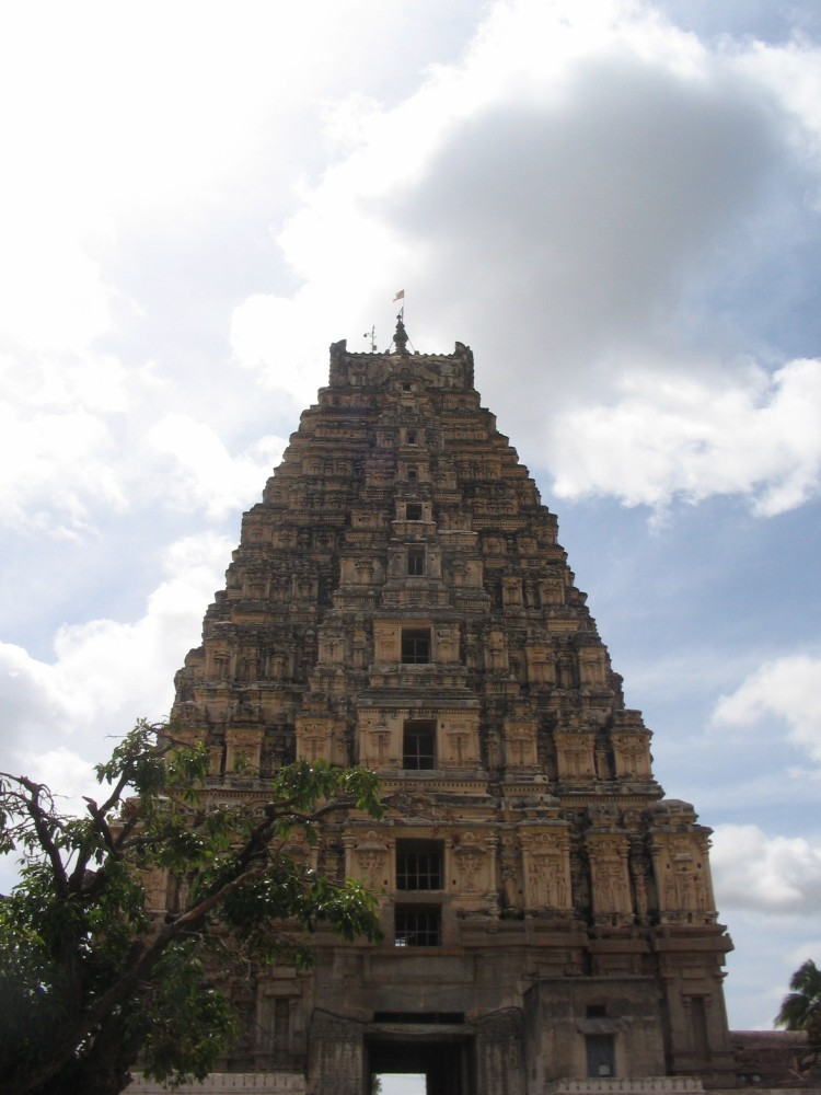 Mantralayam & Hampi - Day II - Part 1 (5/6)