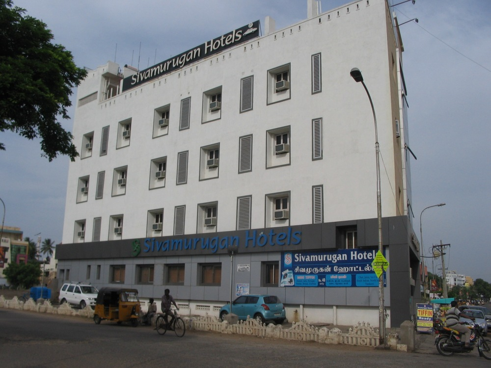 Thanjavur (Tanjore) & Kumbakonam - Day I (1/6)