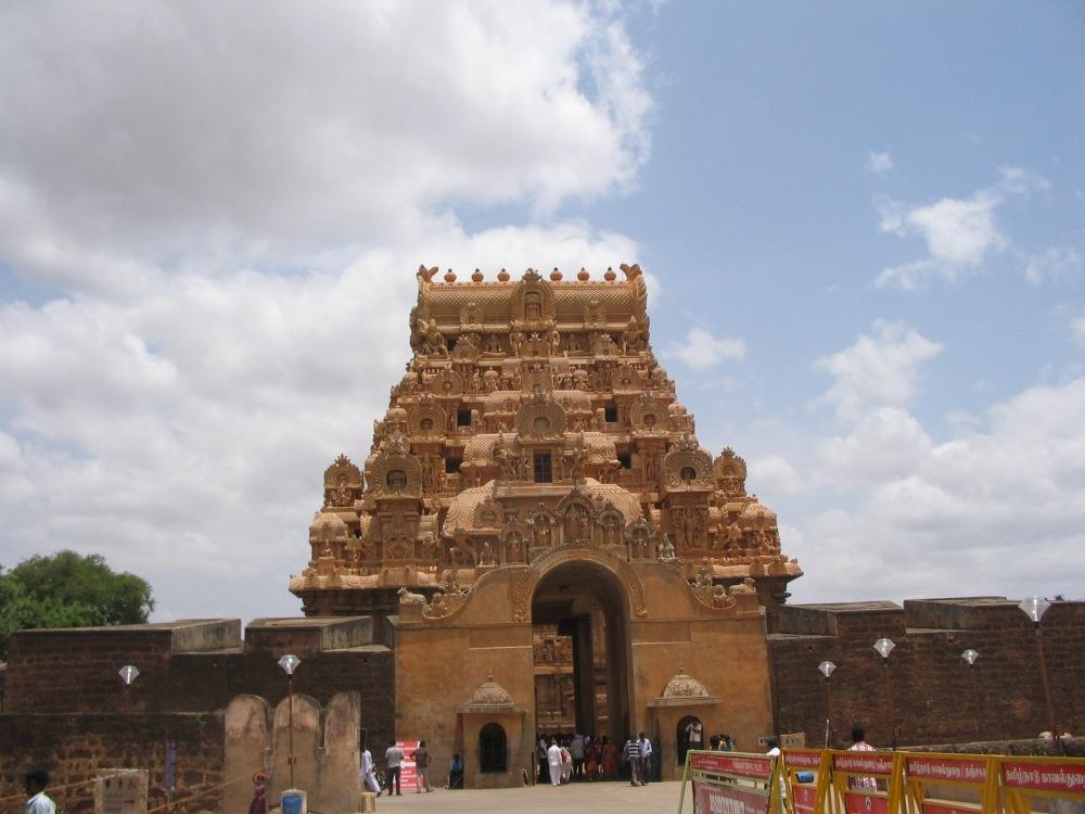 Thanjavur (Tanjore) & Kumbakonam - Day I (2/6)