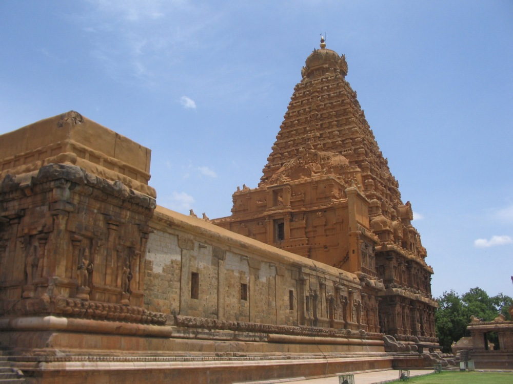 Thanjavur (Tanjore) & Kumbakonam - Day I (4/6)