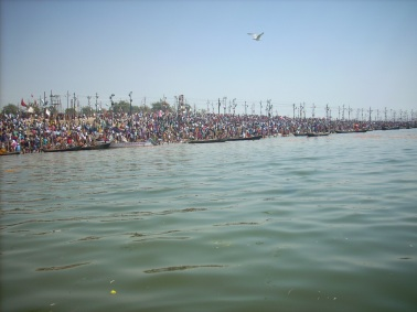 The Banks of the Ganga
