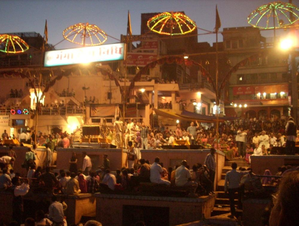 The Maha-Kumbh Yatra (2013) - Varanasi - Part 2 (3/4)