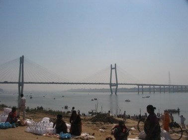 Bridge over the Yamuna