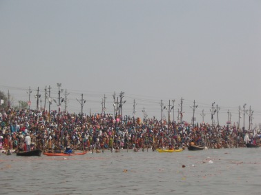 Banks of the Ganga