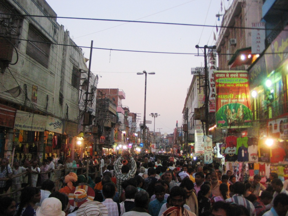 The Maha-Kumbh Yatra (2013) - Varanasi - Part 2 (1/4)
