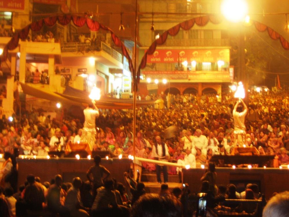The Maha-Kumbh Yatra (2013) - Varanasi - Part 2 (4/4)